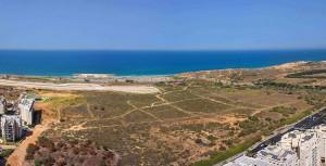 עתודת הקרקע של פרויקט טורקיז
